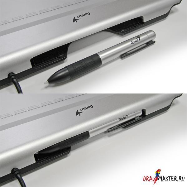 Обзор графического планшета Genius Mousepen i608