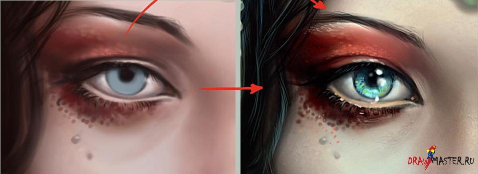 200Что значит когда постоянно рисуешь глаза
